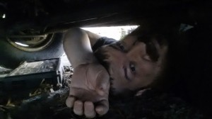 Chip Under The Truck